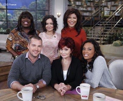 Chris O'Donnell - CBS The Talk 20.11.12 (1)