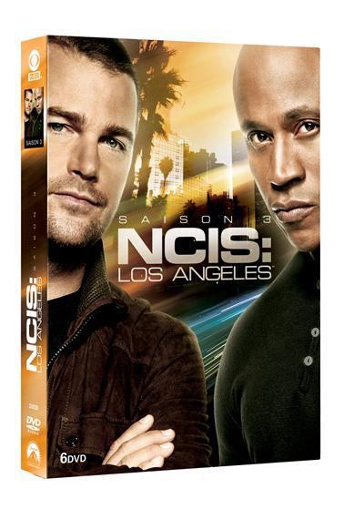 NCISLA DVD Saison 3