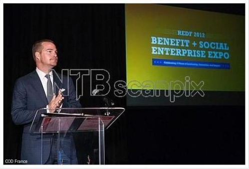 Chris O'Donnell - REDF San Francisco 18.09.12 (3)
