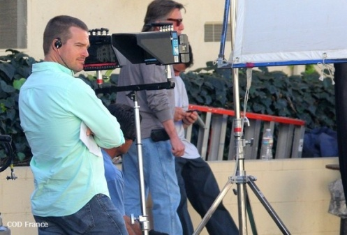 Chris O'Donnell-Tournage NCIS Los Angeles 31.01.2013 (7)
