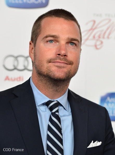 Chris O'Donnell-Academy of Television Arts & Science Hall of Fame Induction LA 11.03.13 (1)
