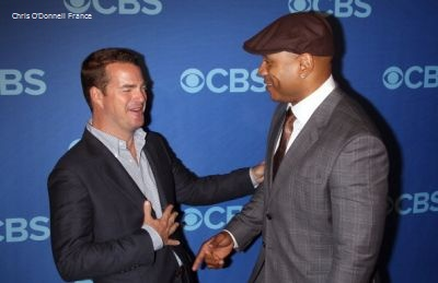 Chris O'Donnell @ CBS Upfront NYC 16.05.2012 (11)