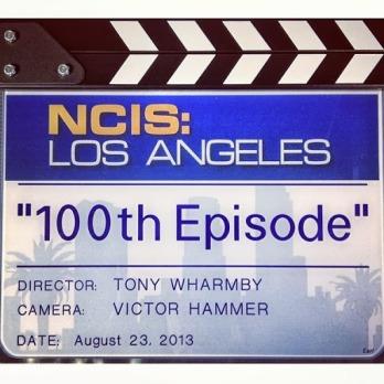 100th episode - NCIS Los Angeles -  23.08.13 (1)
