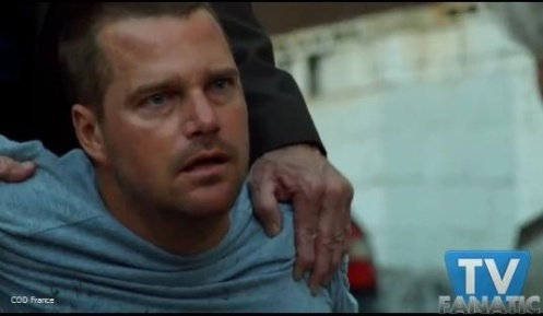 2013.10.15 Chris O'Donnell @ NCISLA 05x04 Episode #100 (4)