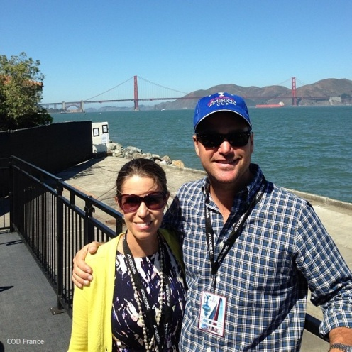 Chris O'Donell @ America's Cup 09.09.13 (1)
