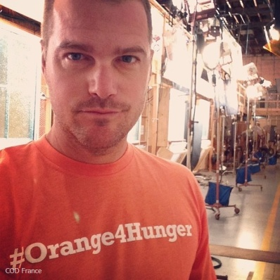 Chris O'Donnell @ Orange4Hunger 09.2013 (1)