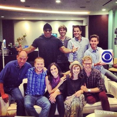 Chris O'Donnell @ Premiere Saison 5 24.09.13 (2)