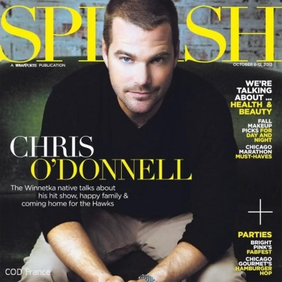 Chris O'Donnell @ Splash Magazine