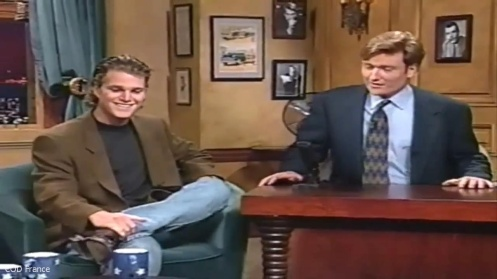 Chris O'Donnell @ Conan O'Brien Late Night 14.09.1993 (6)