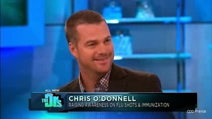 Chris O'Donnell @ The Doctors 31.12.2013 (19)