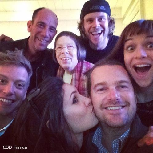 Oscar Party chez les O'Donnell 02.03.2014