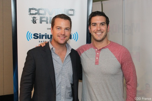 Chris O'Donnell @ Covino & Rich Sirius XM 04.06.2014 (5)