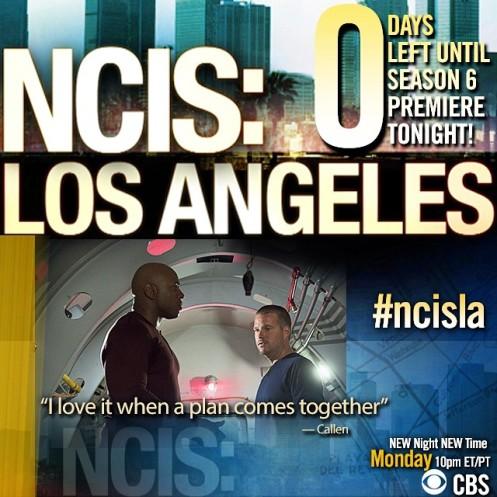 NCISLA Saison 6 29.09.14